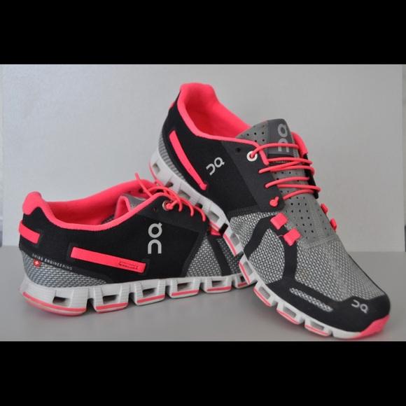 Amazing Swiss Brand On Running Sneakers